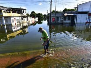 Pronostican más lluvias intensas para Chiapas y Tabasco
