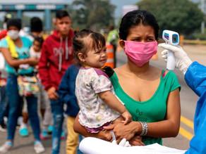 Migrantes, los olvidados frente a la pandemia