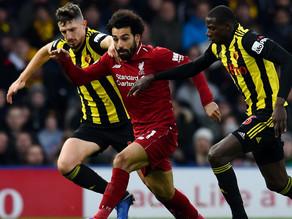 Liverpool ante el Chelsea