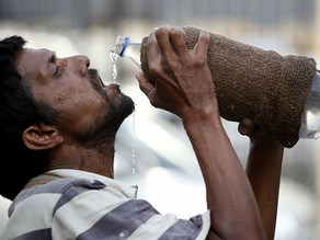 Carecen de agua 844 millones de personas en el mundo: ONU