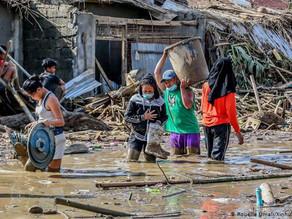 Sismo de magnitud 6,1 sacude el sur de Filipinas