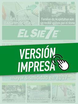El Sie7e de Chiapas | Versión impresa