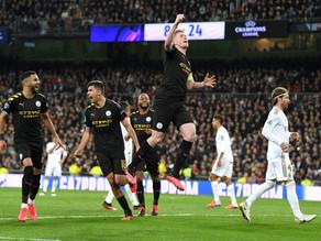 Manchester City remonta y da un revés en casa de Real Madrid