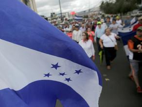 Segunda caravana migrante de 2020 parte de Honduras