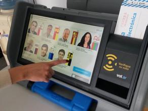 Voto electrónico tiene queaplicarse lo antes posible