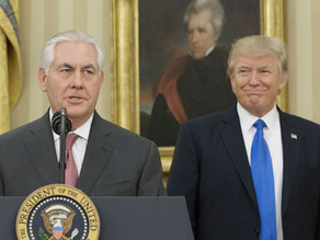 """Llama Trump """"discapacitado mental"""" a su exsecretario de Estado"""