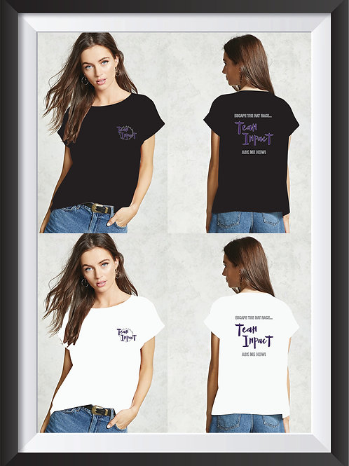 Branded Woman's Short Sleeve T