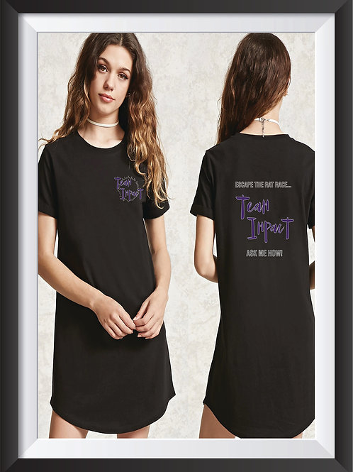 Branded Woman's Casual Dress