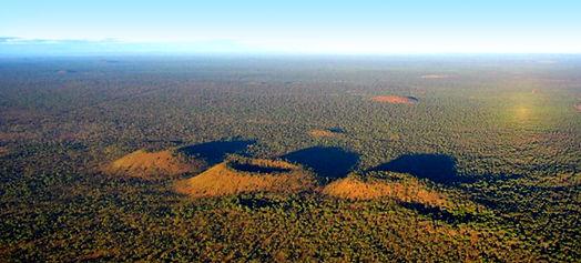 Three Sisters Volcanic Cones