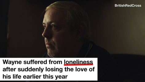 Facing loneliness after the loss of a loved one