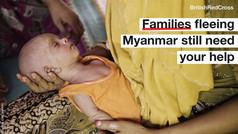 Refugees in Bangladesh still desperately need help