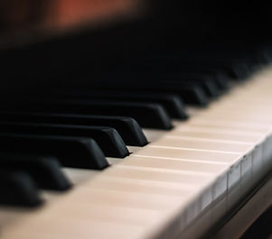 Piano-close-up