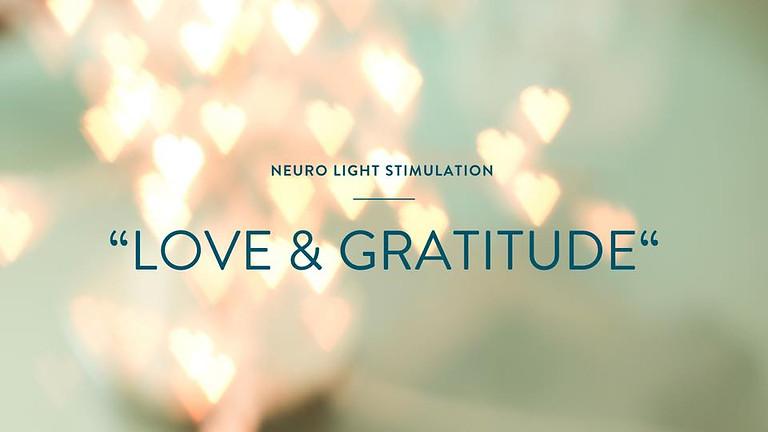 Love & Gratitude (German / English) - Free for BE LIGHT App owner
