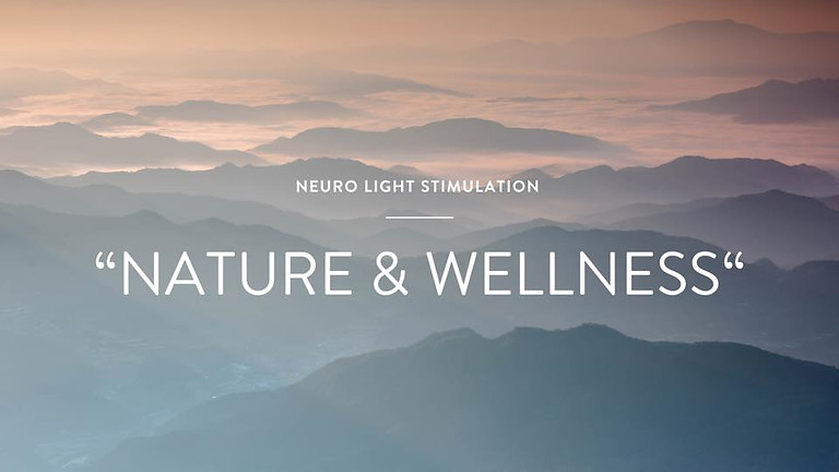 Nature Wellness Relaxation (German / English) - Free for BE LIGHT App owner