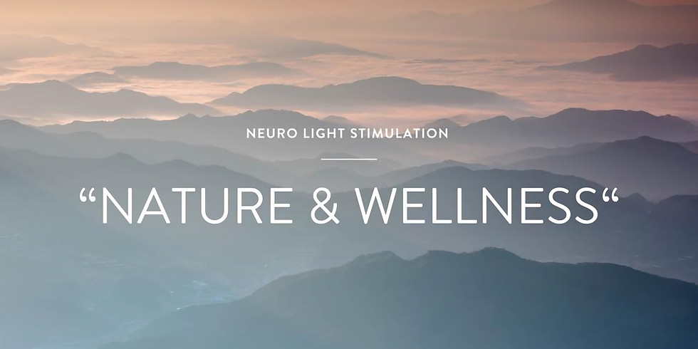 Quantum Light & Sound Journey (Well-being comes from inside)