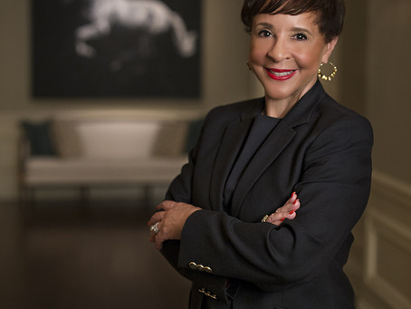 Sheila Johnson to Serve as Honorary Chair
