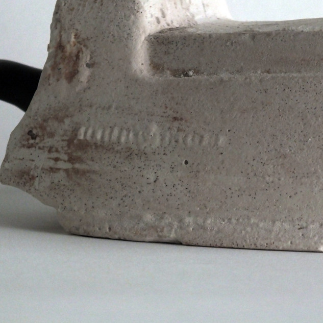 Stone Iron Detail