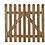 Thumbnail: Recinzione diritta in legno - Pircher