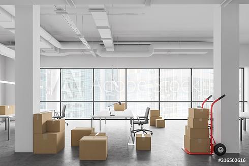 Mudanzas de oficinas completas con desarme y arme de muebles Extrememoverspty.