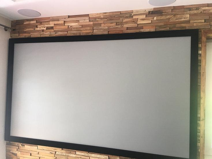 Black Horizon Rahmenleinwand AUSSTELLER