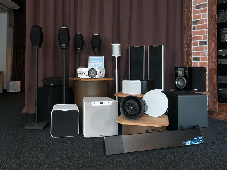 Origin Acoustics D84 Einbaulautsprecher | Aussteller