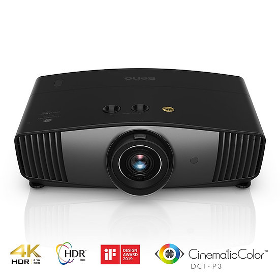 BenQ W5700 4K UltraHD HDR 3D DLP Beamer
