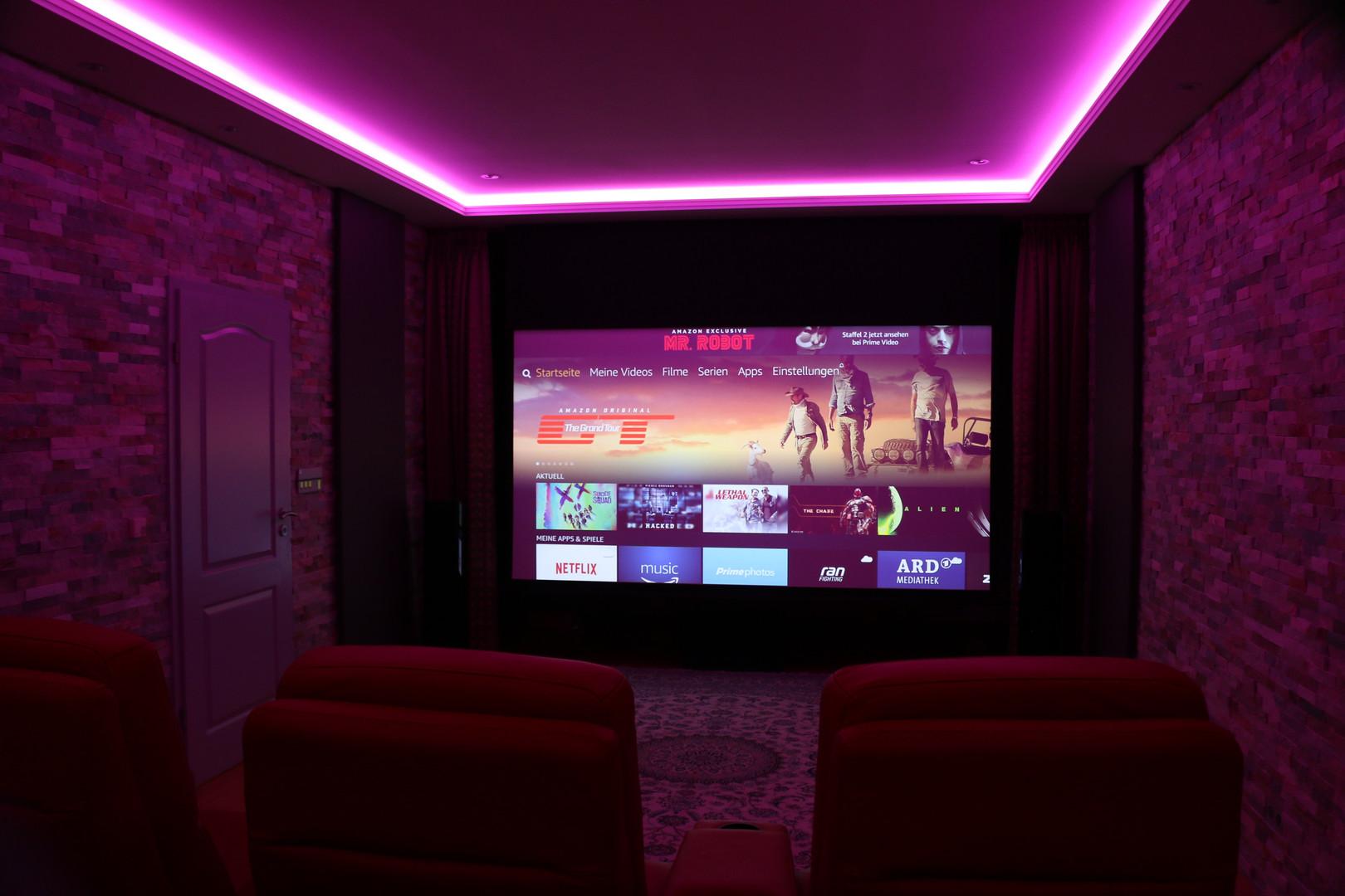 Heimkino Aladdin-Kino-im-Wohnzimmer