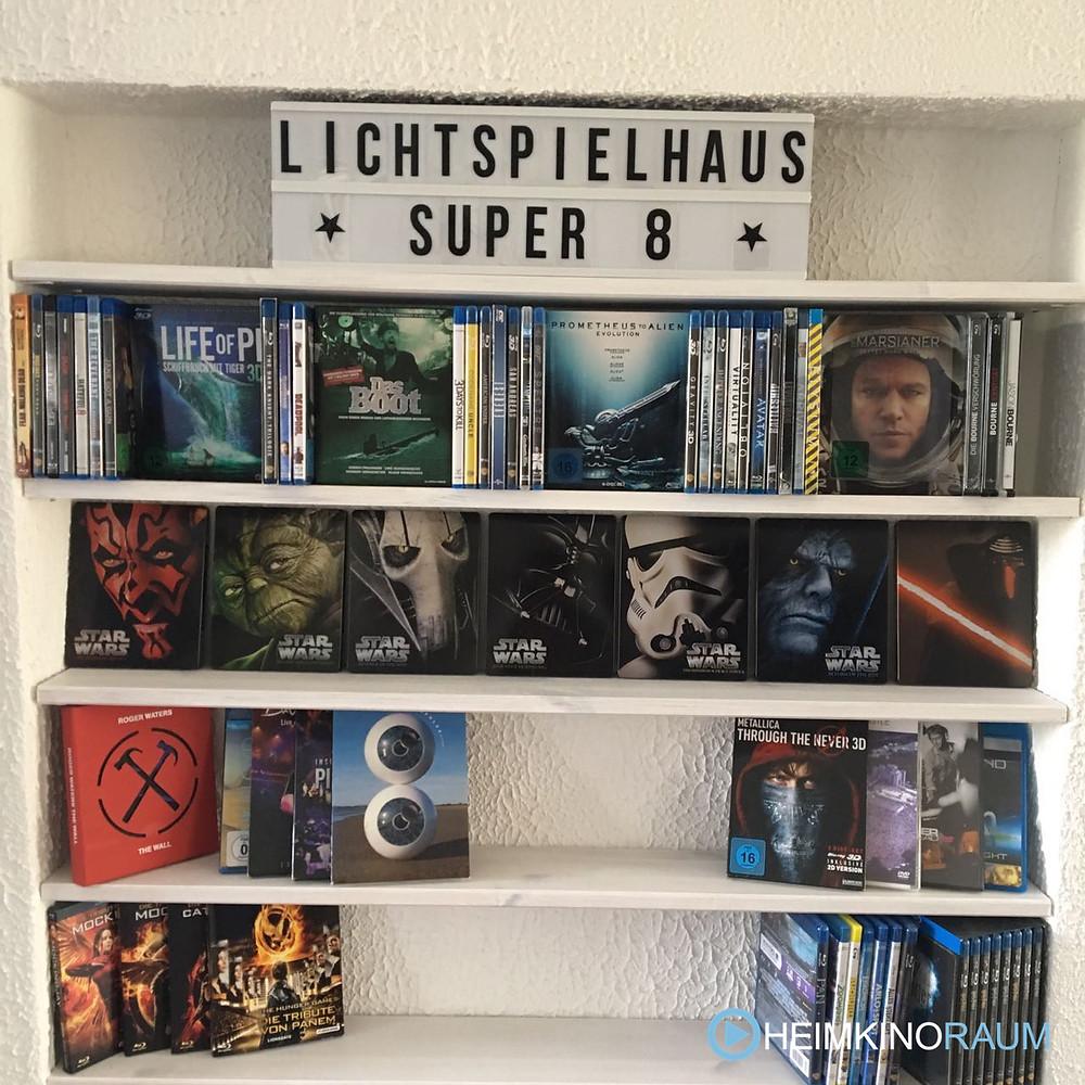 Blu-ray Regal, Super 8