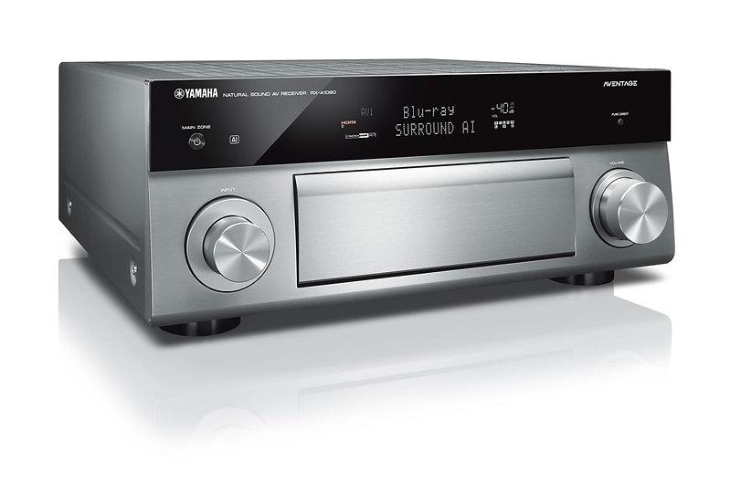 Yamaha AVENTAGE RX-A1080 7.2 Kanal AV-Receiver