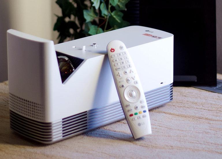 Aussteller LG CineBeam HF85LS Allegro 2.0