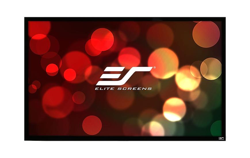 Rahmenleinwand Elite Screens EZ Frame Akustik