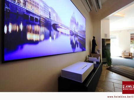 LaserTV Lösungen sind die Zukunft!