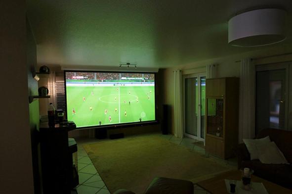 Kino-im-Wohnzimmer