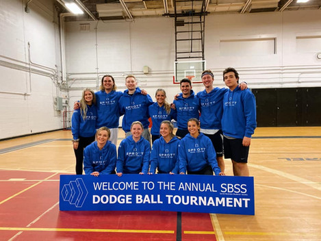 2019 Movember Dodgeball Tournament