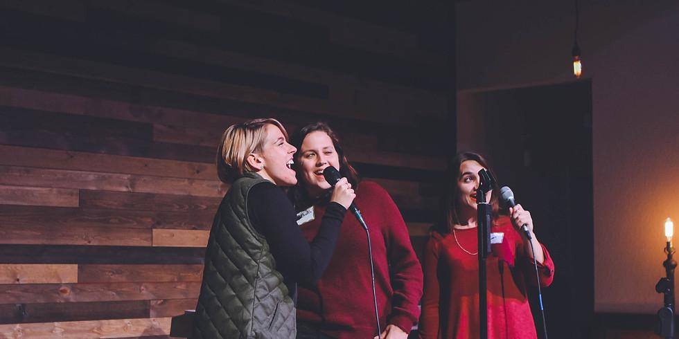 Karaoke Night : Oct 1, 2019