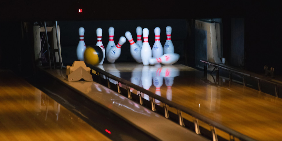 SBSS First Year Event: Bowling