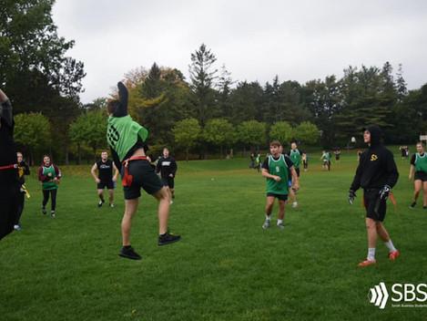 Seventh Annual Flag Football Tournament