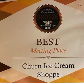 Best Meeting Place Award