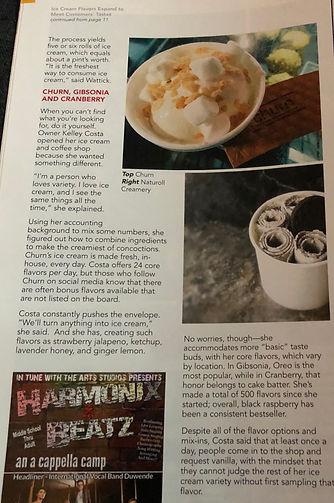 Pittsburgh Churn Homemade Ice Cream and Coffee