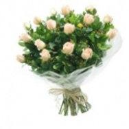 Buque de Rosas Simples