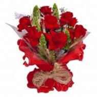 Buque de Rosas Importadas