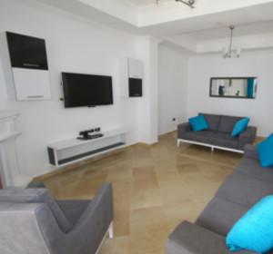 Villa Jasmine lounge