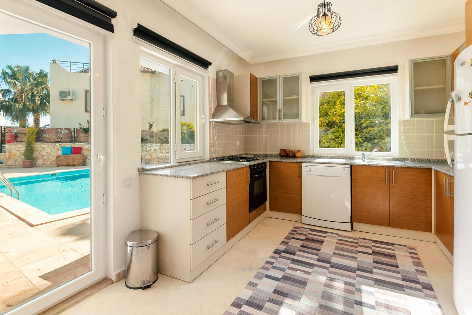 V838 kitchen