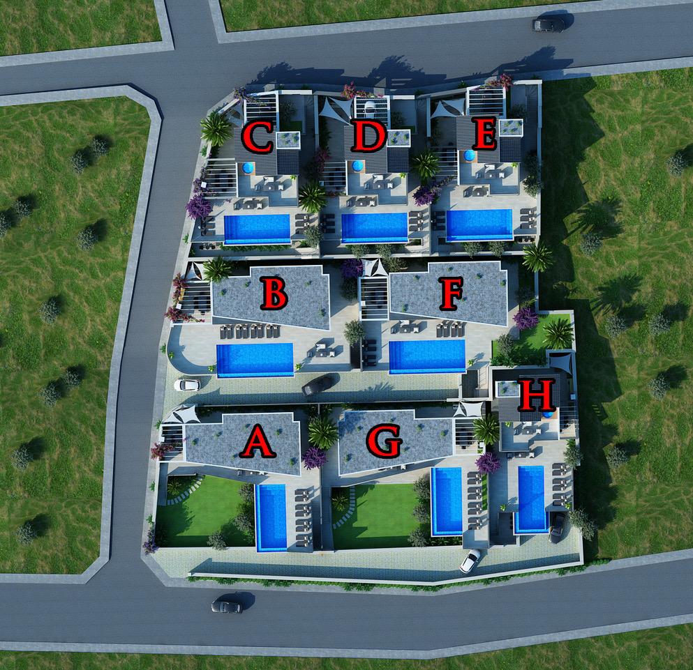 Full development plan