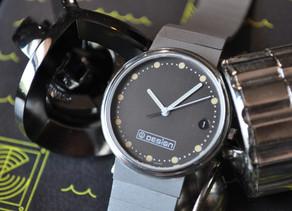 "Vintage ""VW Design"" Watch"