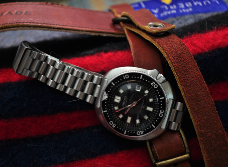 The Seiko 6105-8110 and Marty Robbins