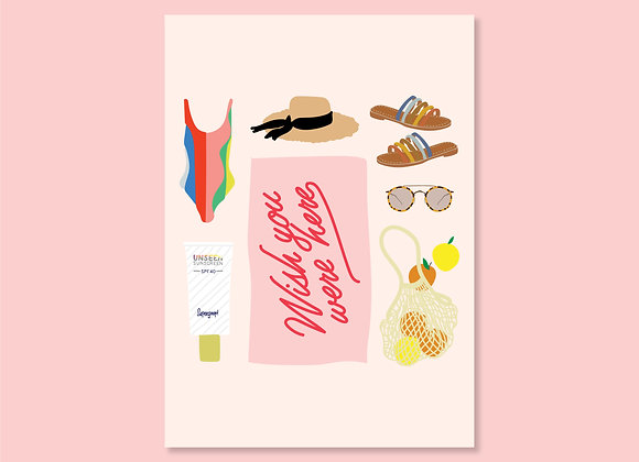 Summer Essentials Mini
