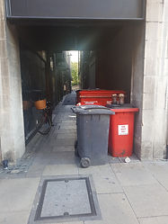 Hobson's Passage - Littered and Poor Access