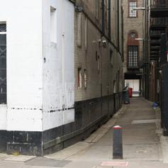 Hobson Street Entrance