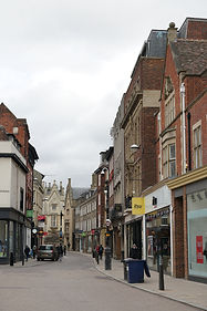 Sidney Street, Cambridge